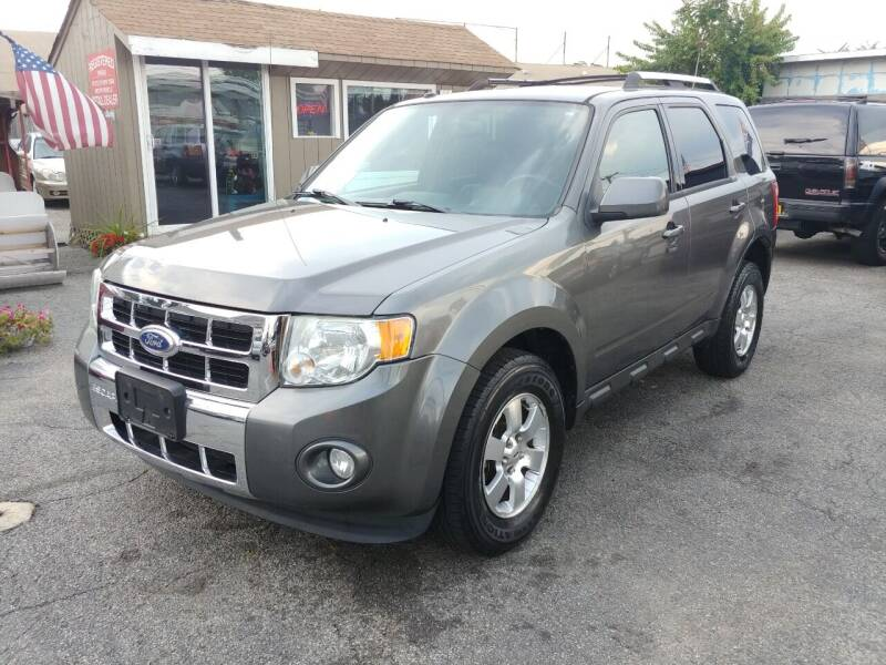 2011 Ford Escape for sale at Viking Auto Group in Bethpage NY
