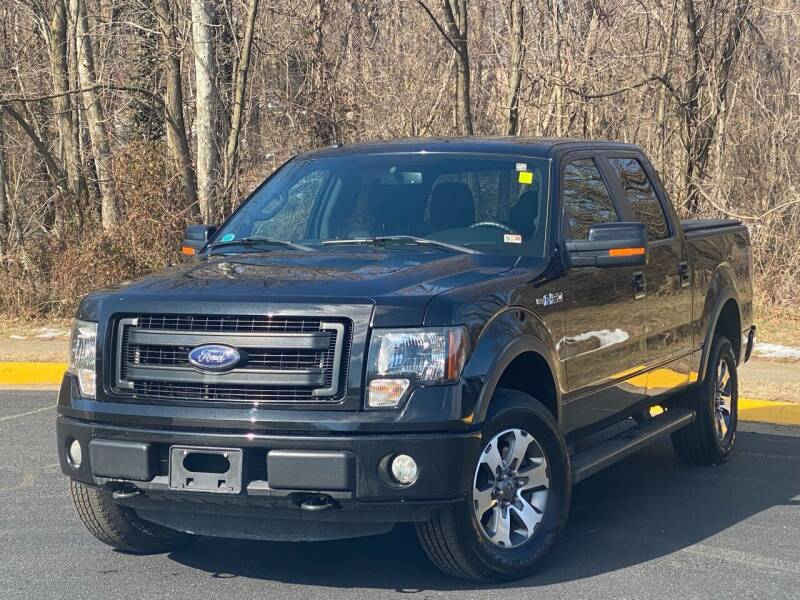 2013 Ford F-150 for sale at Diamond Automobile Exchange in Woodbridge VA