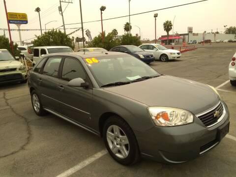 2006 Chevrolet Malibu Maxx for sale at Car Spot in Las Vegas NV