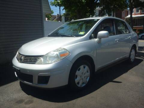 2008 Nissan Versa for sale at Pinto Automotive Group in Trenton NJ