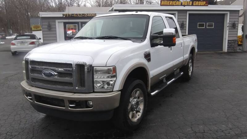 2008 Ford F-250 Super Duty for sale at American Auto Group, LLC in Hanover PA