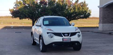 2014 Nissan JUKE for sale at America's Auto Financial in Houston TX