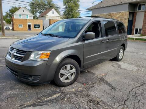2010 Dodge Grand Caravan for sale at USA AUTO WHOLESALE LLC in Cleveland OH