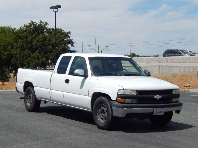 2001 Chevrolet Silverado 1500 for sale at Crow`s Auto Sales in San Jose CA