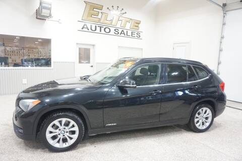 2014 BMW X1 for sale at Elite Auto Sales in Ammon ID