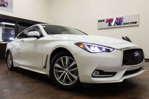 2018 Infiniti Q60 for sale at Driveline LLC in Jacksonville FL