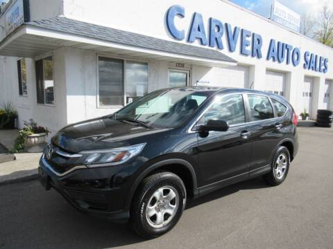 2016 Honda CR-V for sale at Carver Auto Sales in Saint Paul MN