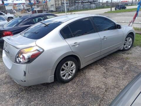 2010 Nissan Altima for sale at Jerry Allen Motor Co in Beaumont TX