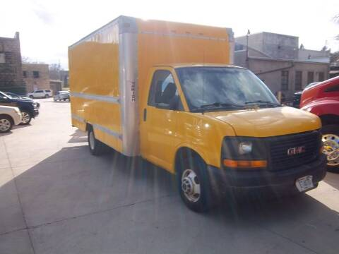 2005 GMC Savana Cutaway for sale at First Rate Motors in Milwaukee WI