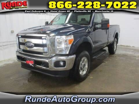 2015 Ford F-250 Super Duty for sale at Runde Chevrolet in East Dubuque IL
