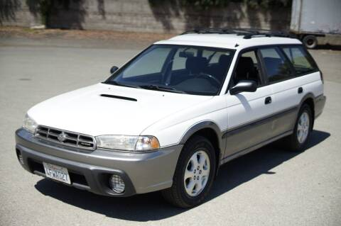 1999 Subaru Legacy for sale at Sports Plus Motor Group LLC in Sunnyvale CA