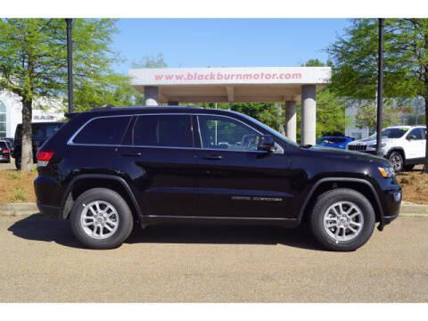 2020 Jeep Grand Cherokee for sale at BLACKBURN MOTOR CO in Vicksburg MS