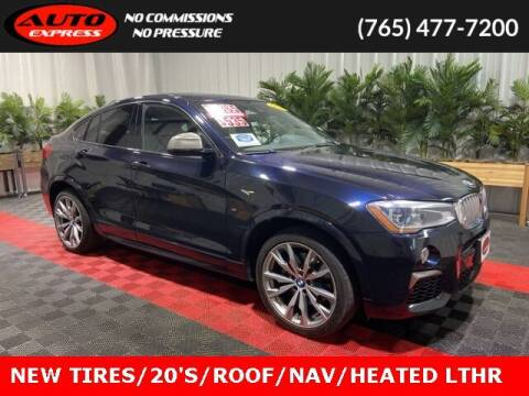 2017 BMW X4 for sale at Auto Express in Lafayette IN