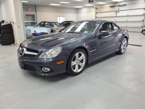 2009 Mercedes-Benz SL-Class for sale at Towne Auto Sales in Kearny NJ