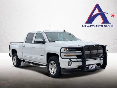 2018 Chevrolet Silverado 1500 for sale at ATASCOSA CHRYSLER DODGE JEEP RAM in Pleasanton TX