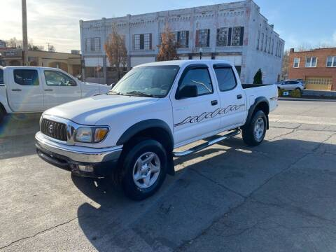 2003 Toyota Tacoma for sale at East Main Rides in Marion VA