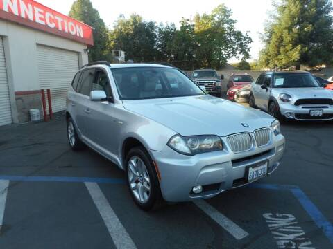 2007 BMW X3 for sale at ROSEVILLE CAR CONNECTION in Roseville CA