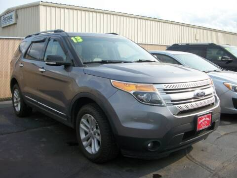 2013 Ford Explorer for sale at Lloyds Auto Sales & SVC in Sanford ME