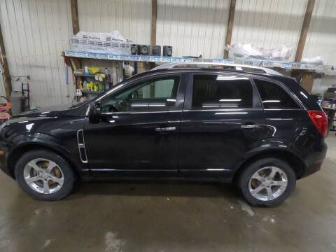 2013 Chevrolet Captiva Sport for sale at Alpha Auto - Mitchell in Mitchel SD