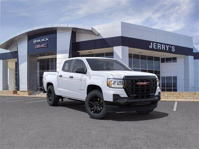 2021 GMC Canyon for sale at Jerry's Buick GMC in Weatherford TX