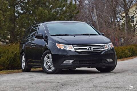 2012 Honda Odyssey for sale at Rosedale Auto Sales Incorporated in Kansas City KS