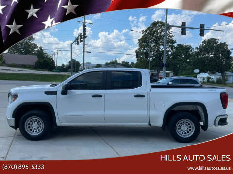 2021 GMC Sierra 1500 for sale at Hills Auto Sales in Salem AR