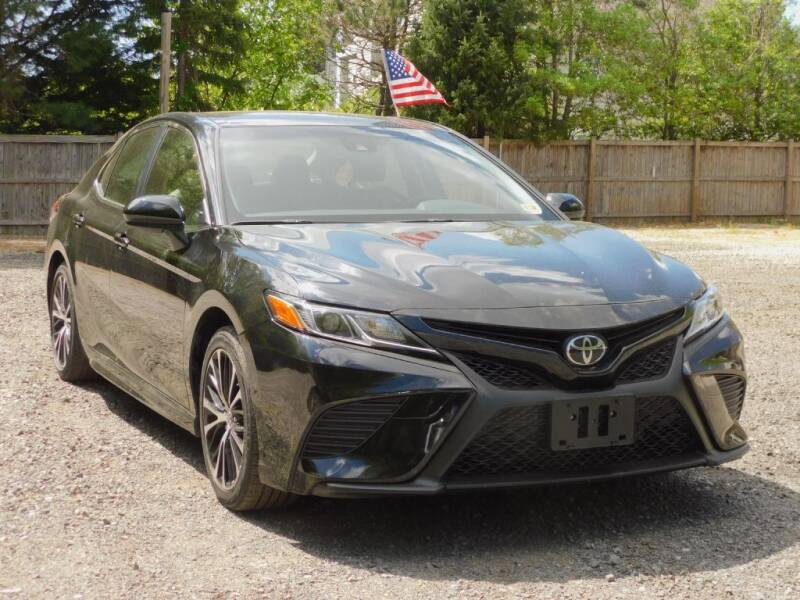 2018 Toyota Camry for sale at Prize Auto in Alexandria VA