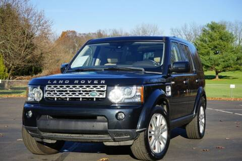 2012 Land Rover LR4 for sale at Speedy Automotive in Philadelphia PA