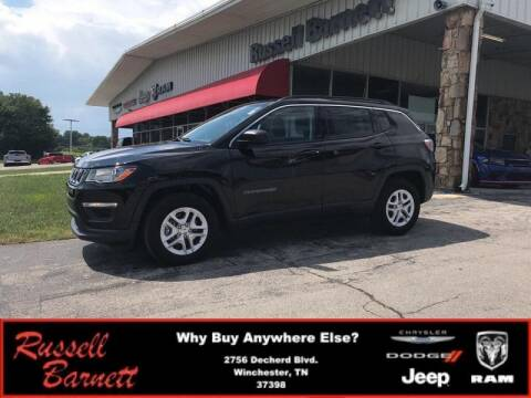 2020 Jeep Compass for sale at Russell Barnett Chrysler Dodge Jeep Ram in Winchester TN