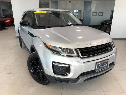 2016 Land Rover Range Rover Evoque for sale at Auto Mall of Springfield in Springfield IL