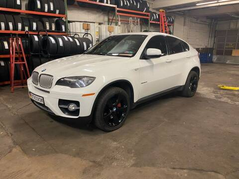 2009 BMW X6 for sale at MG Auto Sales in Pittsburgh PA