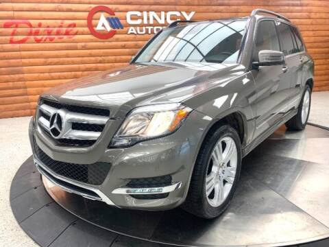 2015 Mercedes-Benz GLK for sale at Dixie Motors in Fairfield OH