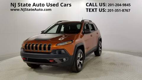 2016 Jeep Cherokee for sale at NJ State Auto Auction in Jersey City NJ