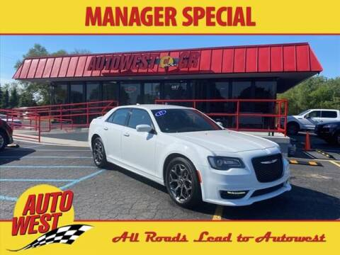 2017 Chrysler 300 for sale at Autowest of GR in Grand Rapids MI