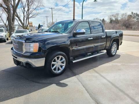2013 GMC Sierra 1500 for sale at Premier Motors LLC in Crystal MN