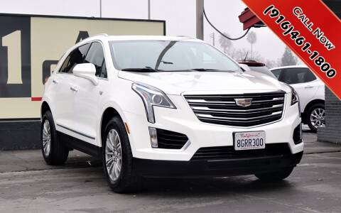 2019 Cadillac XT5 for sale at H1 Auto Group in Sacramento CA