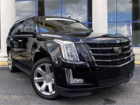 2019 Cadillac Escalade for sale at Southern Auto Solutions - Capital Cadillac in Marietta GA
