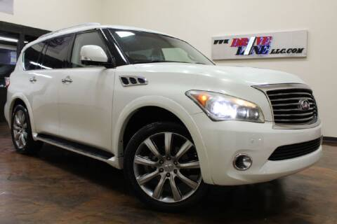 2012 Infiniti QX56 for sale at Driveline LLC in Jacksonville FL