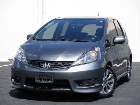 2013 Honda Fit for sale at Ritz Auto Group in Dallas TX