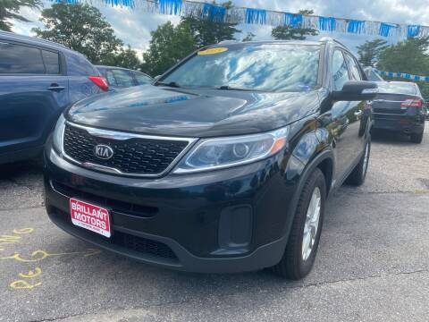 2015 Kia Sorento for sale at Brilliant Motors in Topsham ME