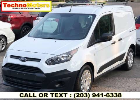 2015 Ford Transit Connect Cargo for sale at Techno Motors in Danbury CT