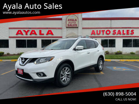 2014 Nissan Rogue for sale at Ayala Auto Sales in Aurora IL