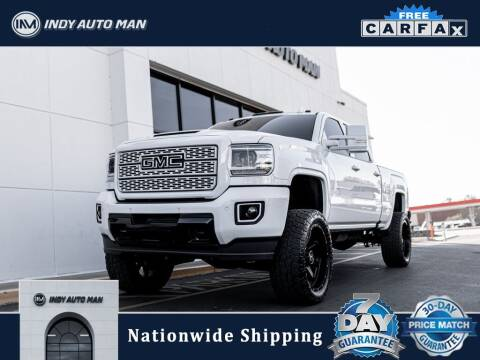 2019 GMC Sierra 3500HD for sale at INDY AUTO MAN in Indianapolis IN
