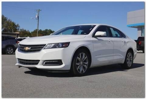 2019 Chevrolet Impala for sale at WHITE MOTORS INC in Roanoke Rapids NC