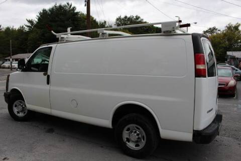 2008 Chevrolet Express Cargo for sale at SAI Auto Sales - Used Cars in Johnson City TN