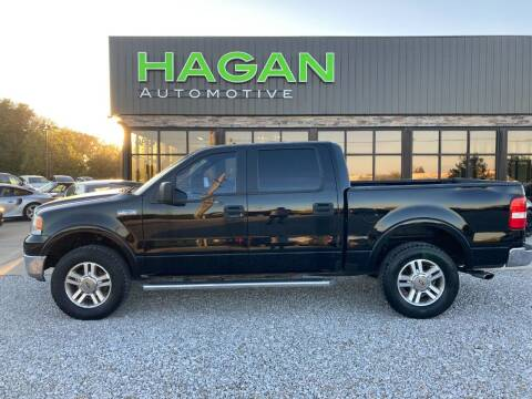 2005 Ford F-150 for sale at Hagan Automotive in Chatham IL