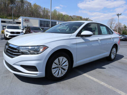 2019 Volkswagen Jetta for sale at RUSTY WALLACE KIA OF KNOXVILLE in Knoxville TN