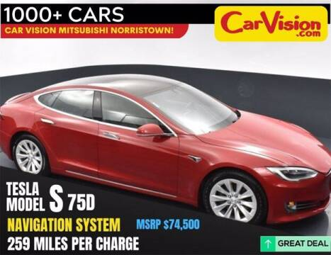 2018 Tesla Model S for sale at Car Vision Buying Center in Norristown PA