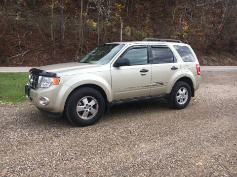 2011 Ford Escape for sale at DONS AUTO CENTER in Caldwell OH