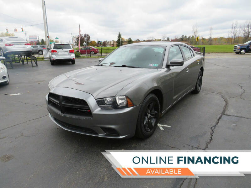 2012 Dodge Charger for sale at A to Z Auto Financing in Waterford MI